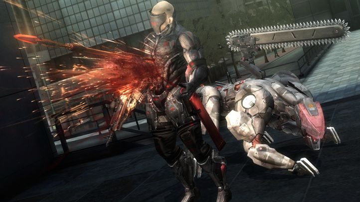 Metal gear rising revengeance 10
