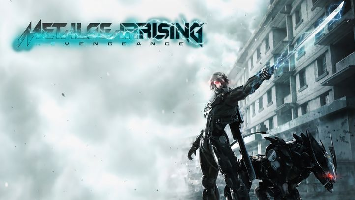 Metal gear rising revengeance 2