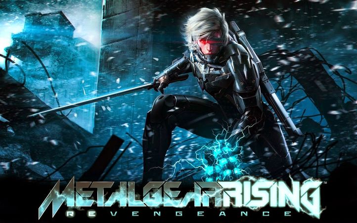 Metal gear rising revengeance 3