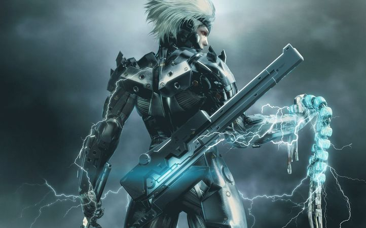Metal gear rising revengeance 5