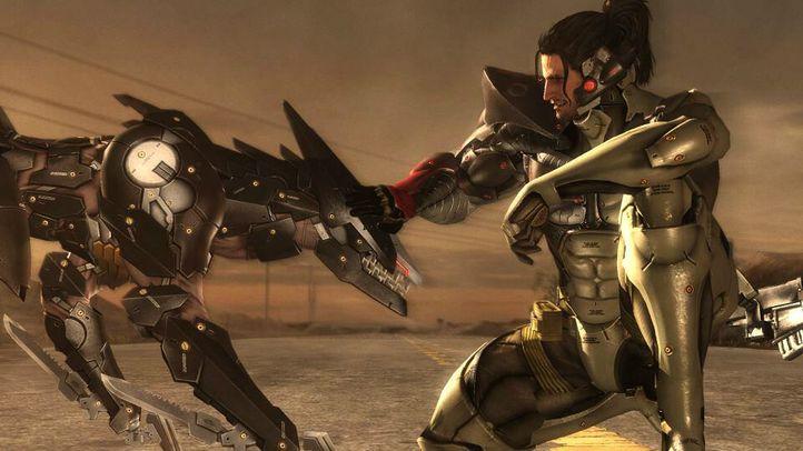 Metal gear rising revengeance 6