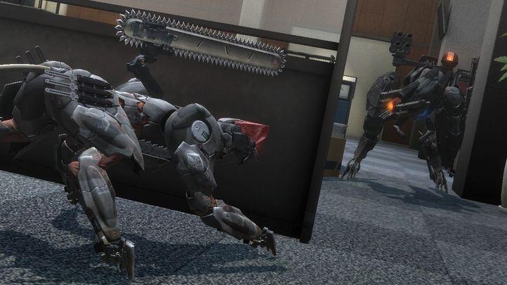 Metal gear rising revengeance 7