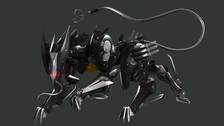 Metal gear rising revengeance 9