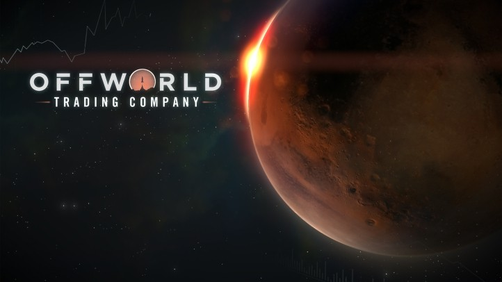 Offworld Trading Company Revealed