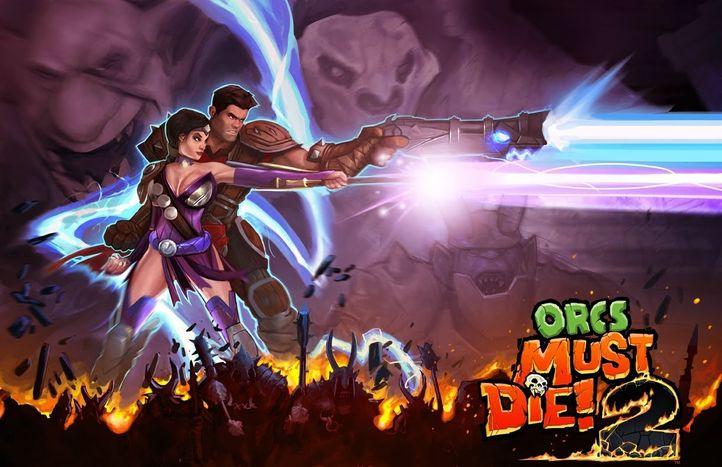 Orcs must die 2 1