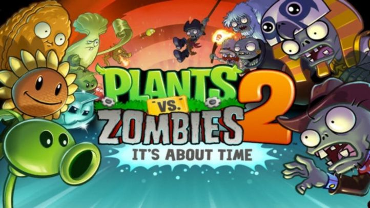 Plants vs Zombies 2-11