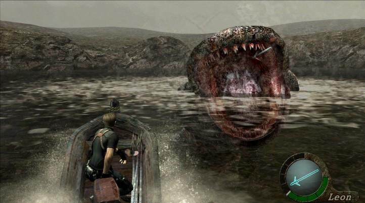 Мод для улучшения текстур в Resident Evil 4 Ultimate HD Edition