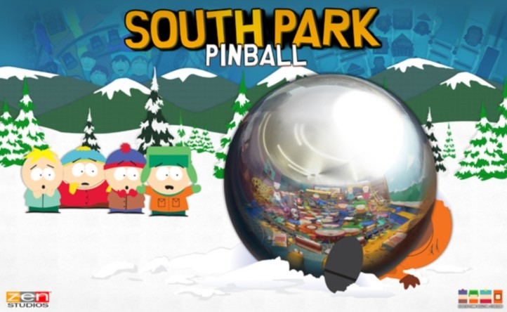 South Park: Pinball