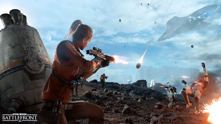 Star Wars Battlefront 3 14