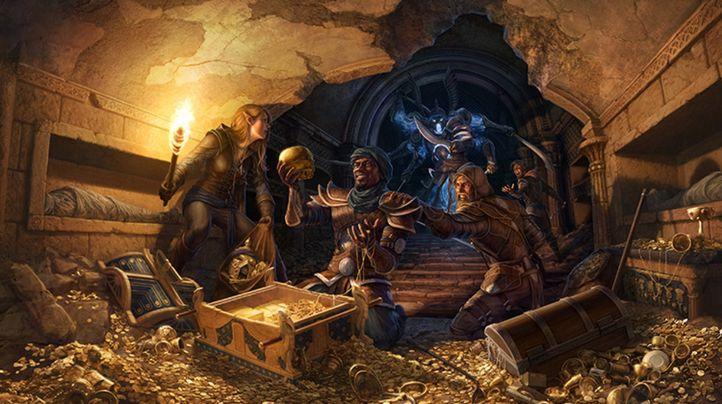 The elder scrolls online 32