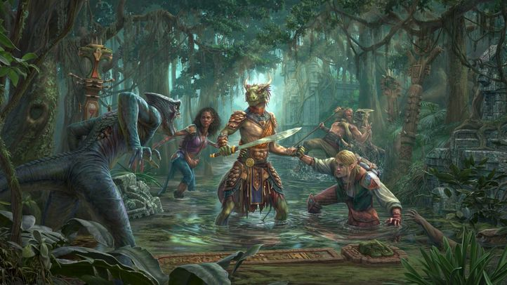 The elder scrolls online 73