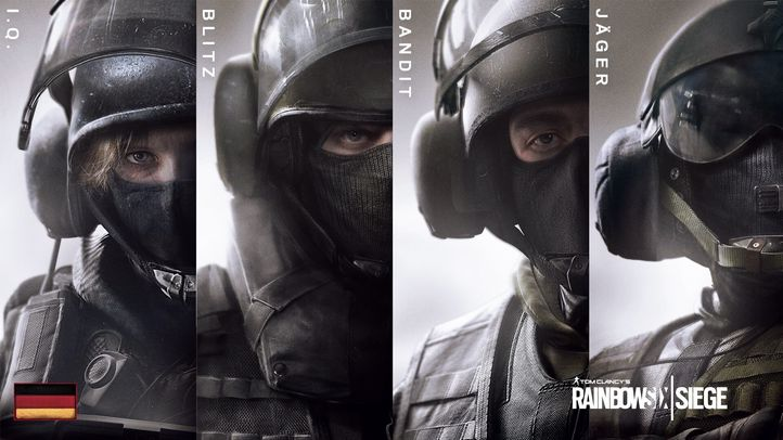 Tom clancys rainbow six siege 21