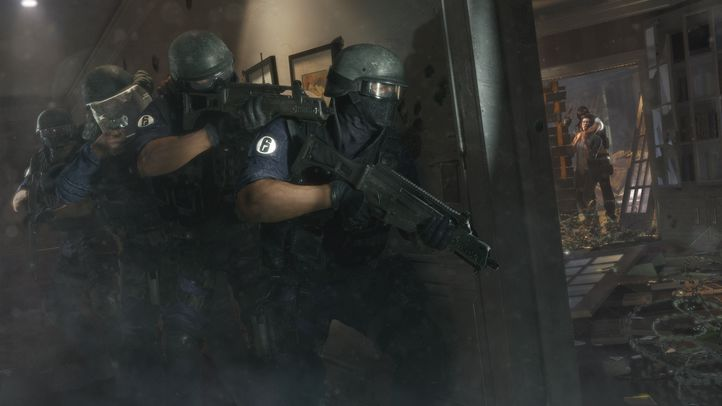 Tom clancys rainbow six siege 5