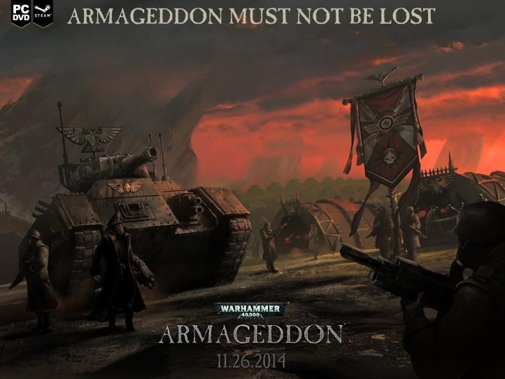 Warhammer 40, 000: Armageddon
