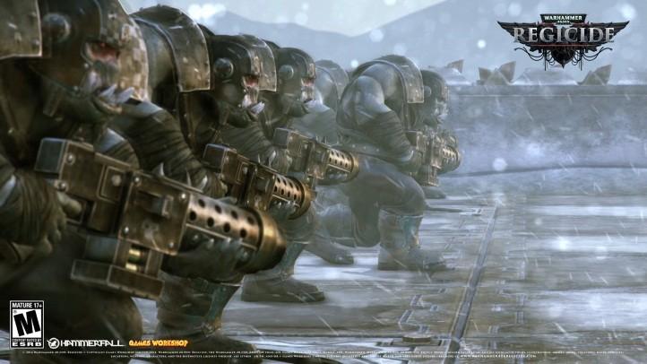 Warhammer 40.000 Regicide