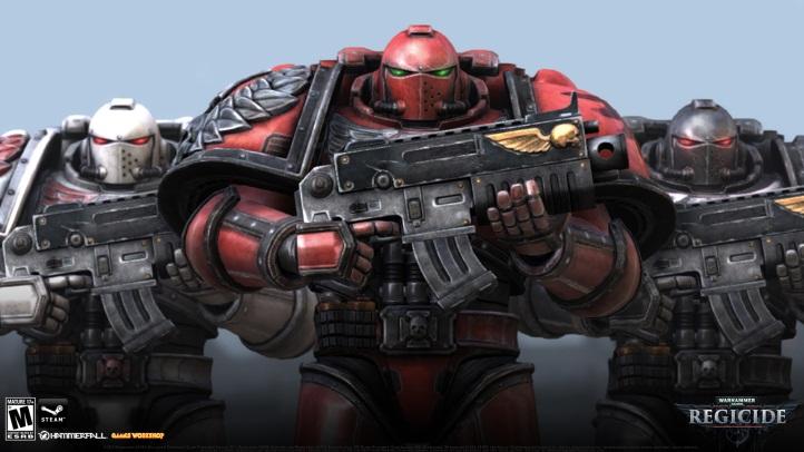 Warhammer 40.000 Regicide 3