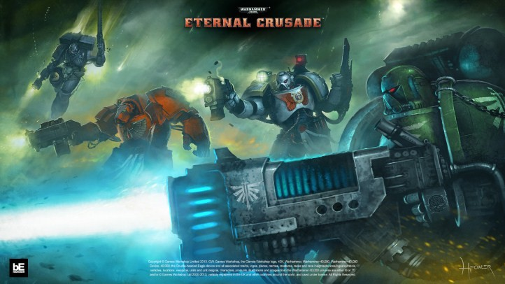 Warhammer 40, 000: Eternal Crusade