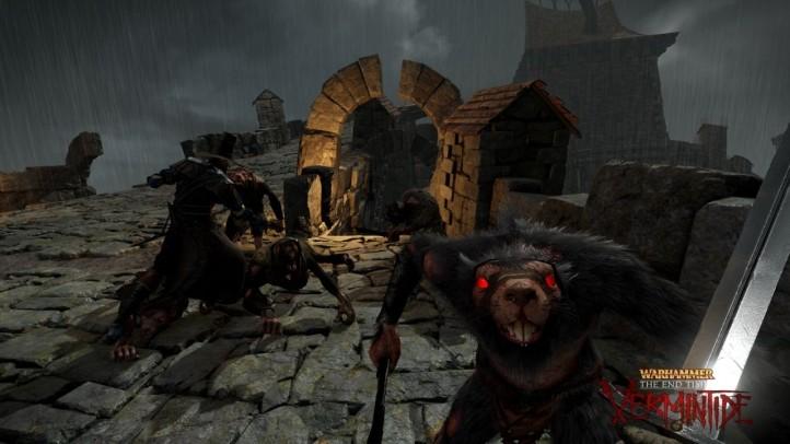 Анонс игры Warhammer: End Times – Vermintide