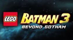 LEGO Batman 3 Beyond Gotham-Logo