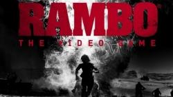 Rambo The Video Game-Logo