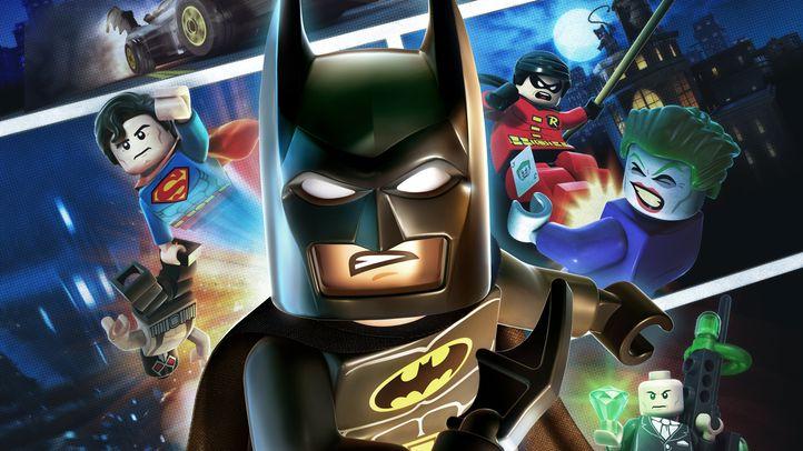 LEGO batman 2 dc super heroes logo