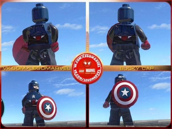 Скачать Моды На Лего Марвел Супергерои - фото 10