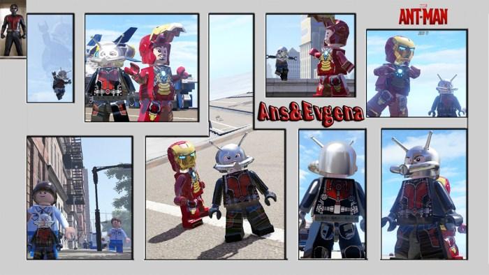 Скачать Моды На Лего Марвел Супергерои - фото 6