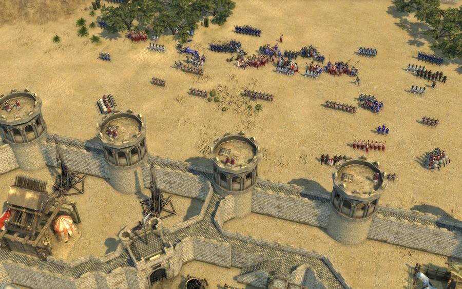 Как в stronghold 2 создать свою карту