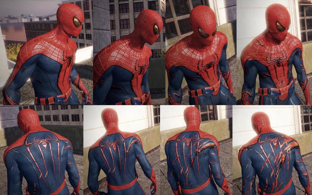 Texmod для the amazing spider-man 2