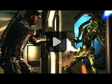 Aliens colonial marines video 5