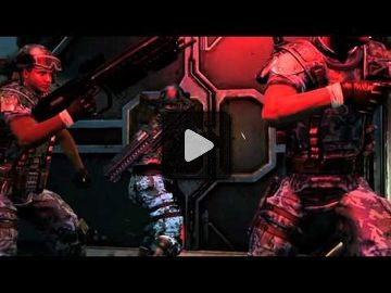Aliens colonial marines video 6
