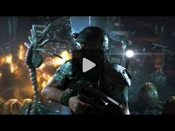Aliens colonial marines video 7