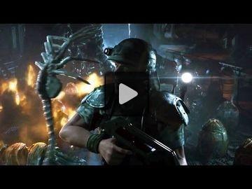 Aliens colonial marines video 7