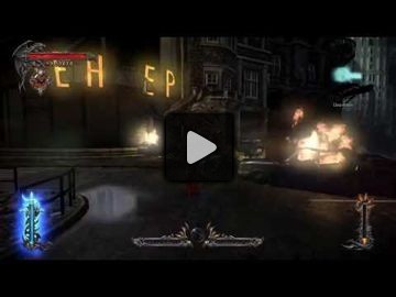 Castlevania lords of shadow 2 video 11
