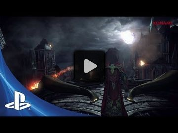 Castlevania lords of shadow 2 video 3