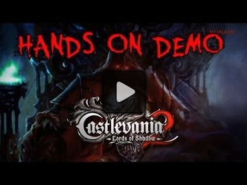 Castlevania lords of shadow 2 video 8