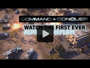 Command conquer video 1