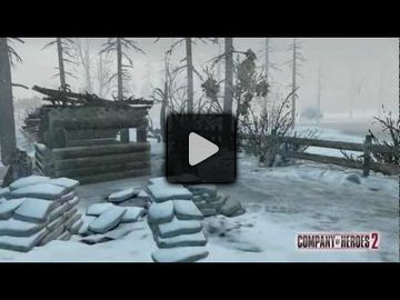 Company of heroes 2 video 2