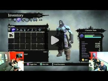 Darksiders 2 video 6