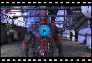 Deadpool The Game Video-2