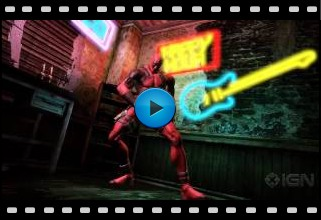 Deadpool The Game Video