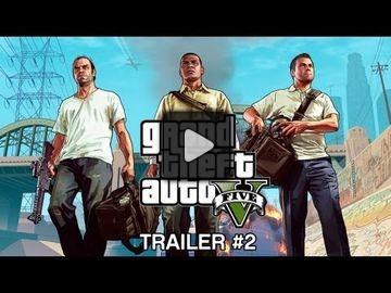 GTA 5 video 1