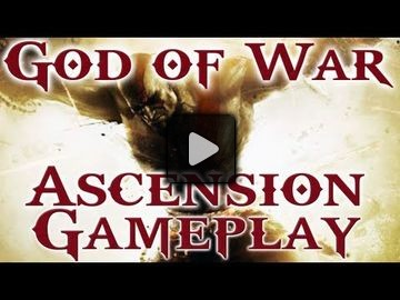 God of war ascension video 1