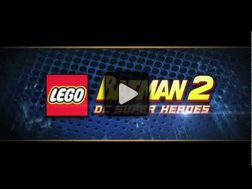 LEGO batman 2 dc super heroes video 1