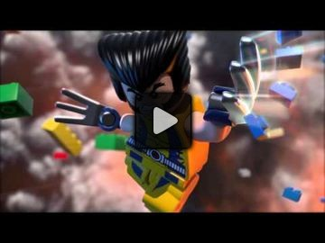 LEGO marvel super heroes video 2
