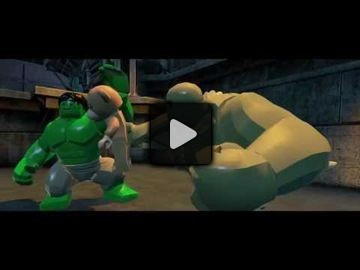 LEGO marvel super heroes video 5