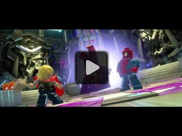 LEGO marvel super heroes video 8