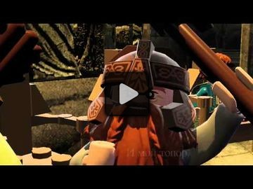 LEGO the lord of the rings video 3