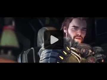 Lost planet 3 video 1