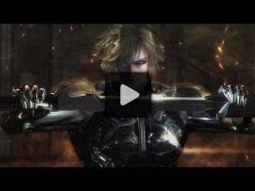 Metal gear rising revengeance video 1